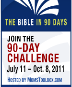 Bible in 90 Days {Week 8}