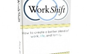 Work Shift: Balancing Work, Life, and Family {A Giveaway}