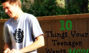 10 Things to Know When You Want to Connect with Your Teenager