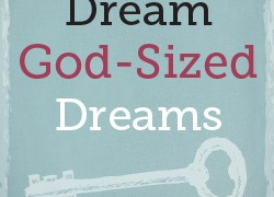 A Mercy-Found-Me Community {My God-Sized Dream}