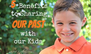 How to Share Your Past Failure with Your Kids