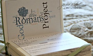 [VIDEO] Reciting The Romans Project & Why to Memorize Scripture