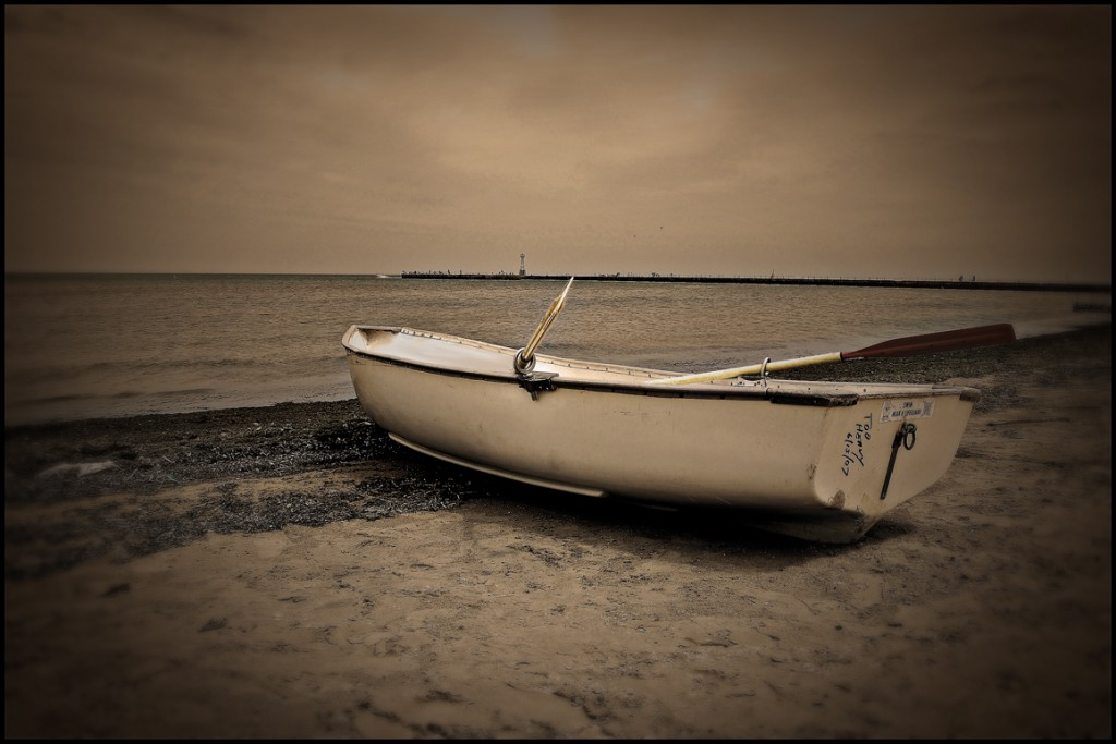 Rowboat When all we have to do is surrender