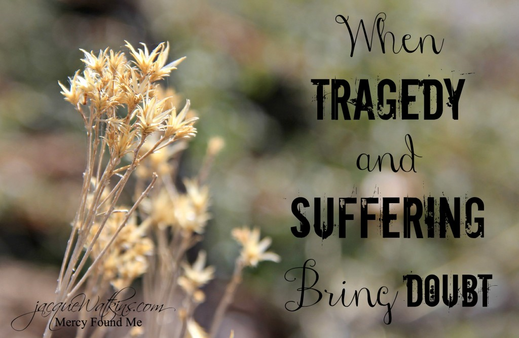 For When Tragedy and Suffering Bring Doubt TragedyandSuffering