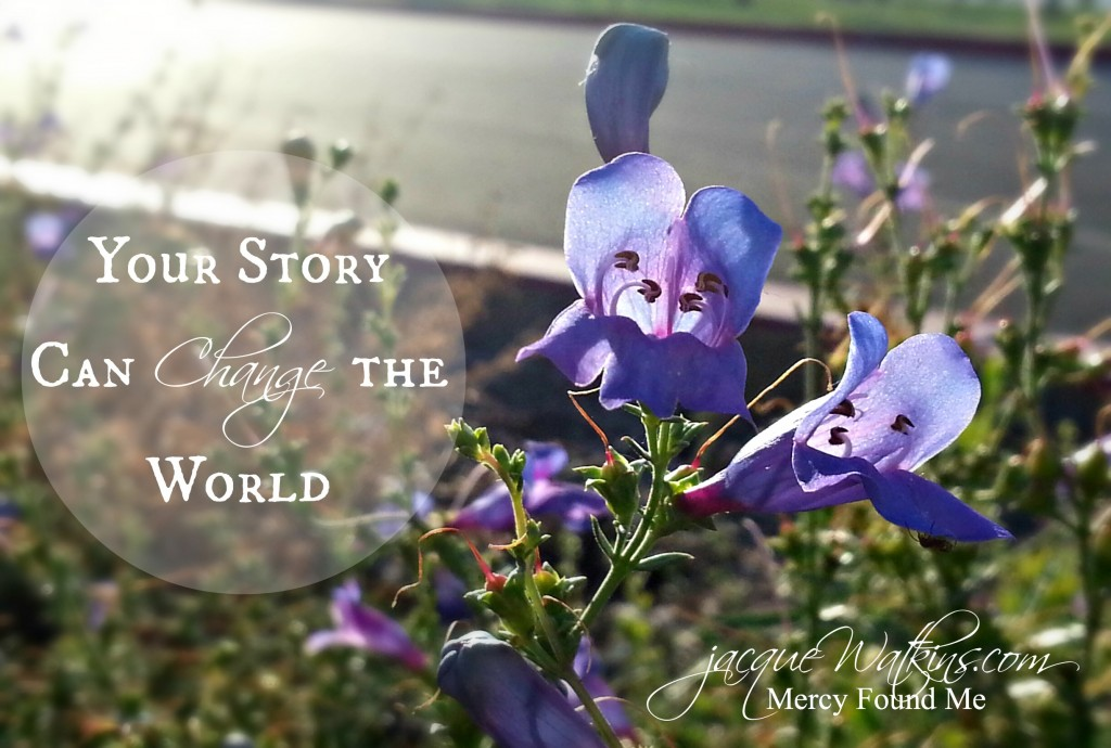 How Your Story Can Change the World