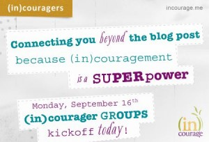 (in)couragement is a super power