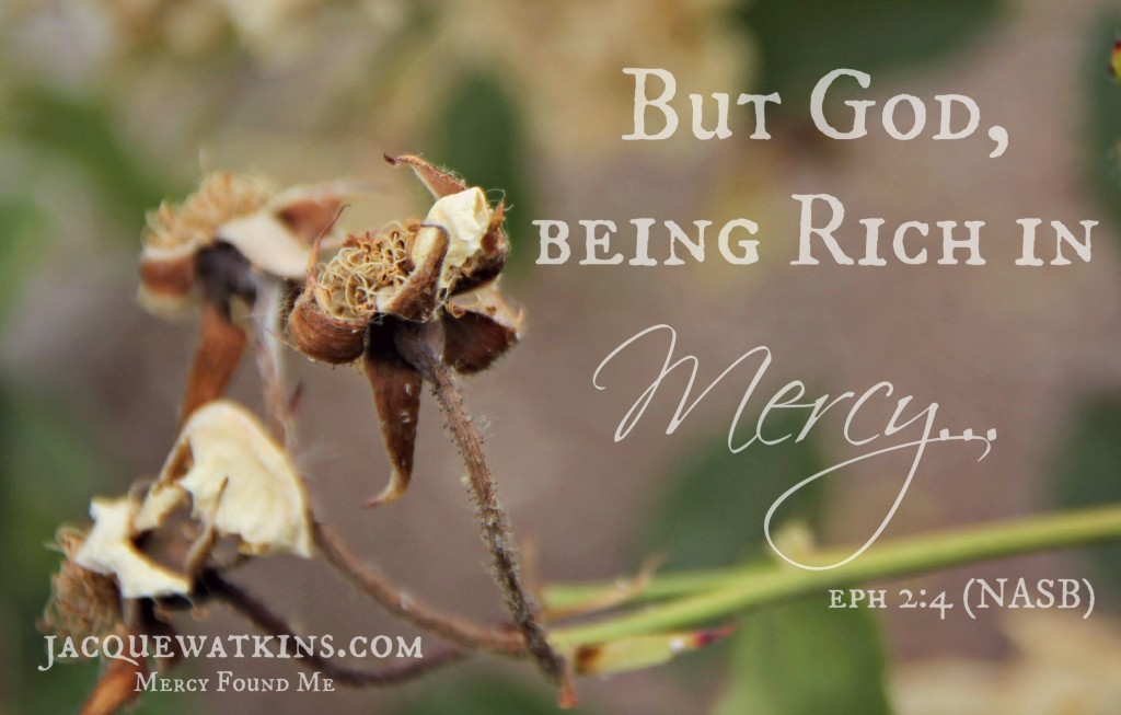 God Being Rich in Mercy Ephesians 2