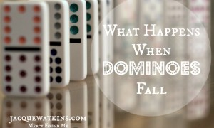 What Happens When Dominoes Fall {Allume}