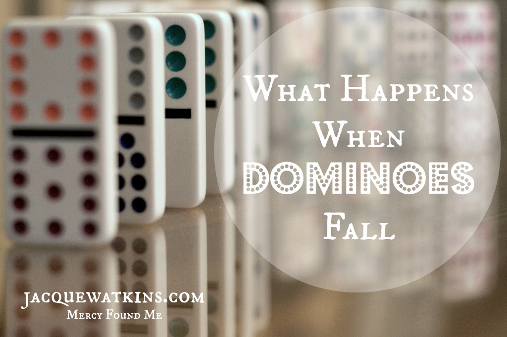 What Happens When Dominoes Fall