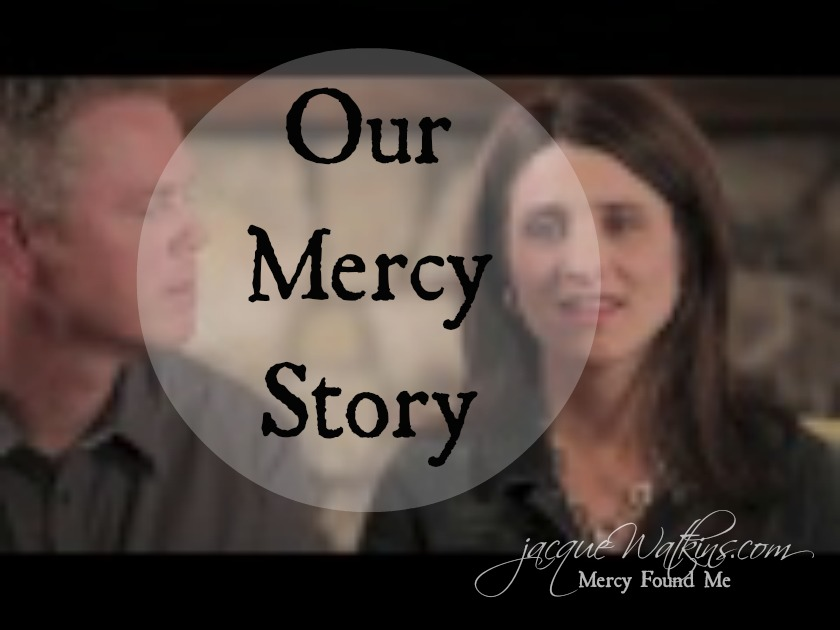 Our Mercy Story-Grace Mercy after Affairc