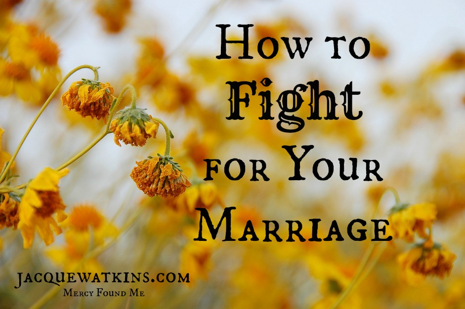 How to Ditch Your Apathy and Fight for Your Marriage