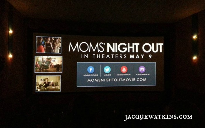 Mom's Night Out Movie