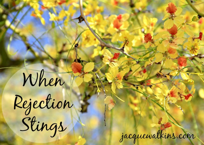 When Rejection Stings {Allume}