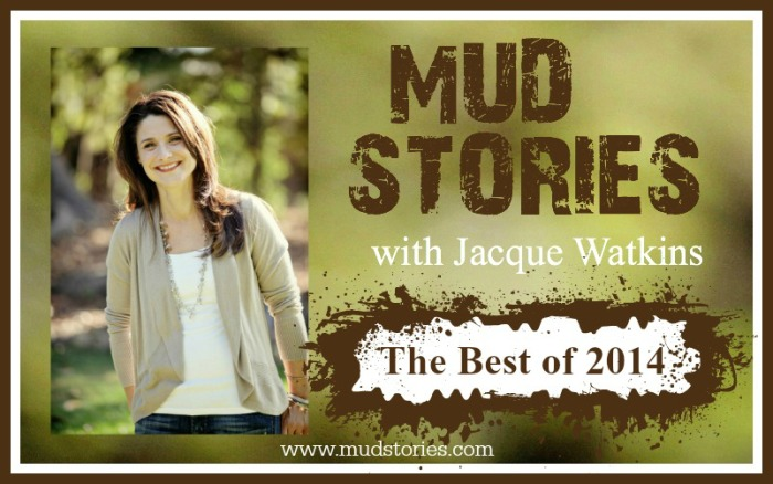 The Best of 2014 {Part 1}: Announcing the NEW Mud Stories Podcast App