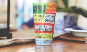 Conversation Cups Courtney DeFeo