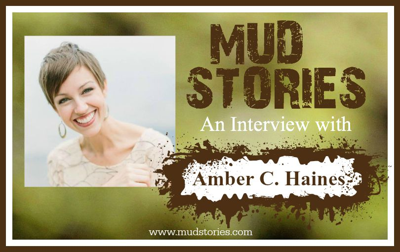 MS 054 Amber C. Haines: Desire, Sin, Shame and Finding God in Broken Places
