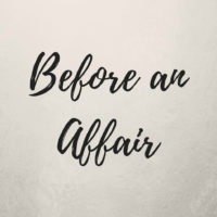 What You Should Know Before An Affair