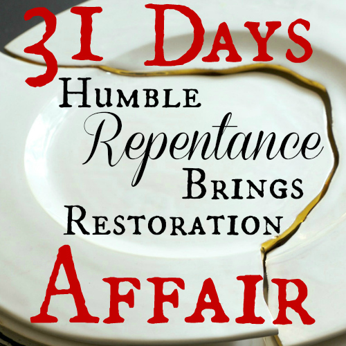 Day 24: Humble Repentance Brings Restoration
