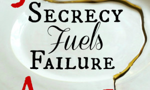 Day 16: Secrecy Fuels Failure