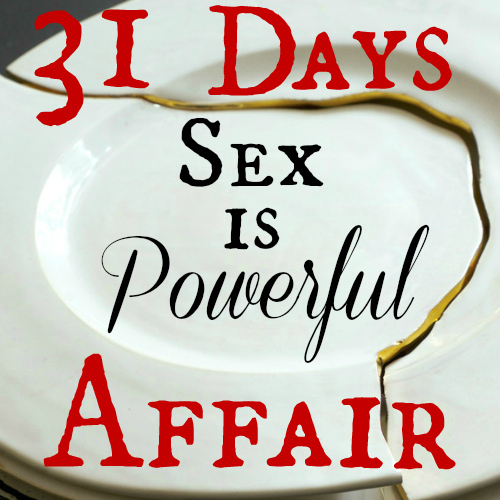 Sex is Powerful