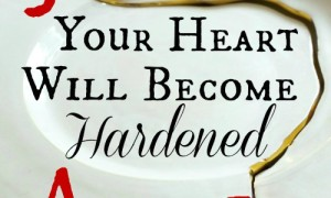 Day 17: Your Heart Will Become Hardened