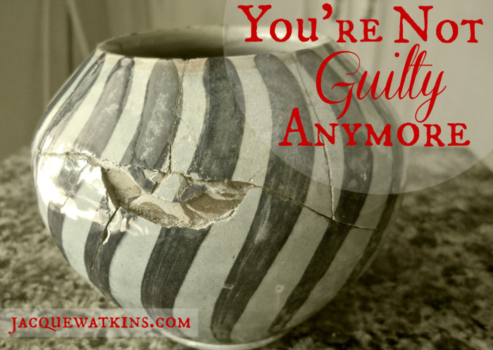 You're Not Guilty Anymore