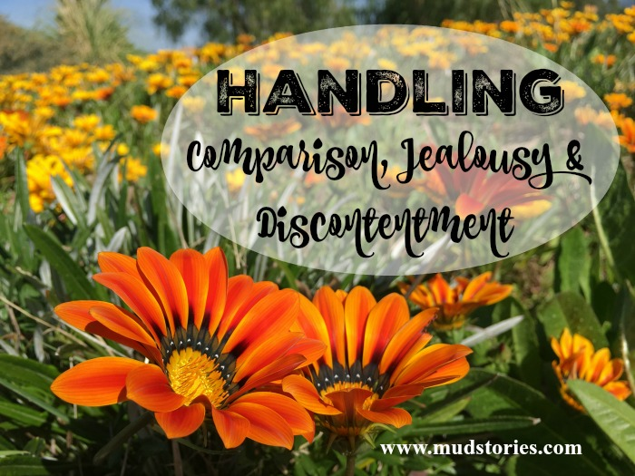 MS 082 Handling Comparison, Jealousy and Discontentment