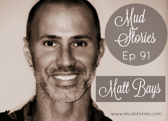 MS 091 Matt Bays: Finding God in the Ruins, How God Redeems Pain