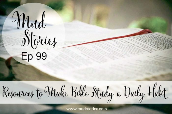 Resources Bible Study Daily Habit