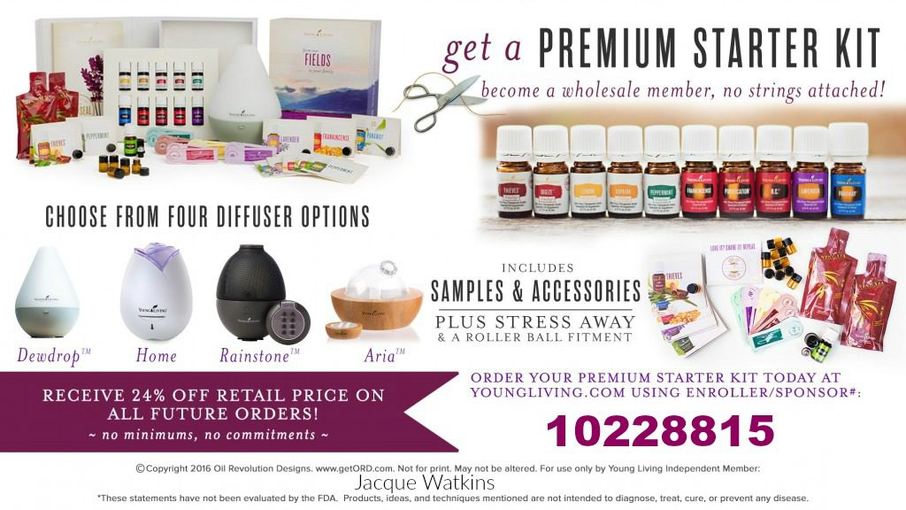 Young Living How Essential Oils Are Changing My Life Jacque Watkins