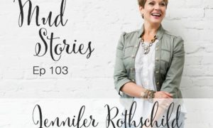 MS 103 Jennifer Rothschild: Blindness, Doubt and Finding Hope in Any Circumstance